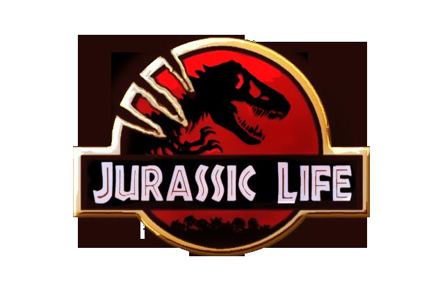 jurassic life logo 2013