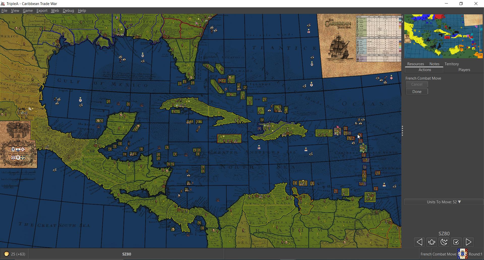 Caribbean Trade War