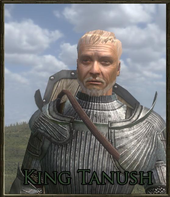 King Tanush