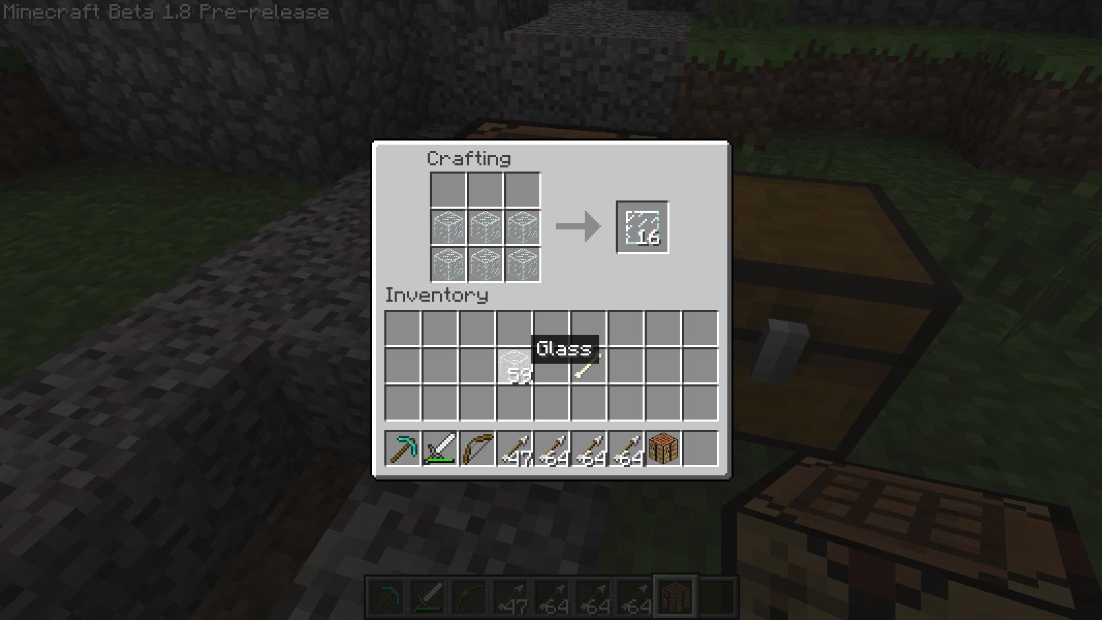 Window panes window panes on minecraft for Window design minecraft