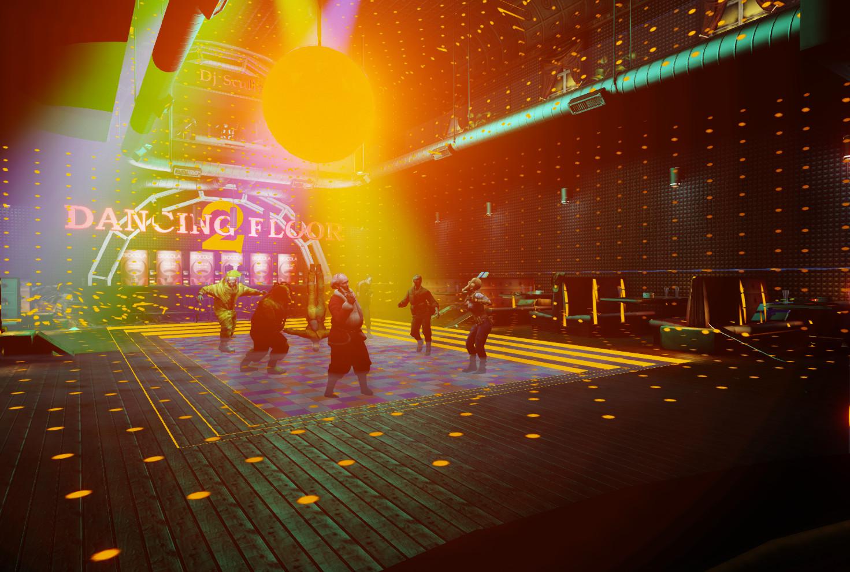 Killing Floor 2 Grooveyard   01