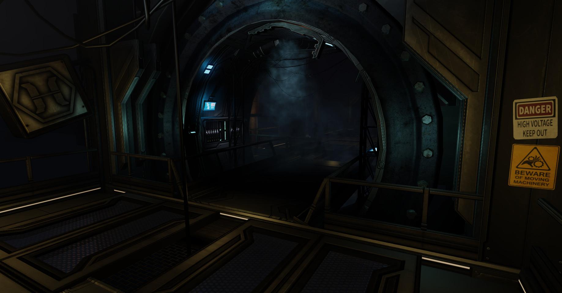 Killing Floor 2 Spaceport Perdit