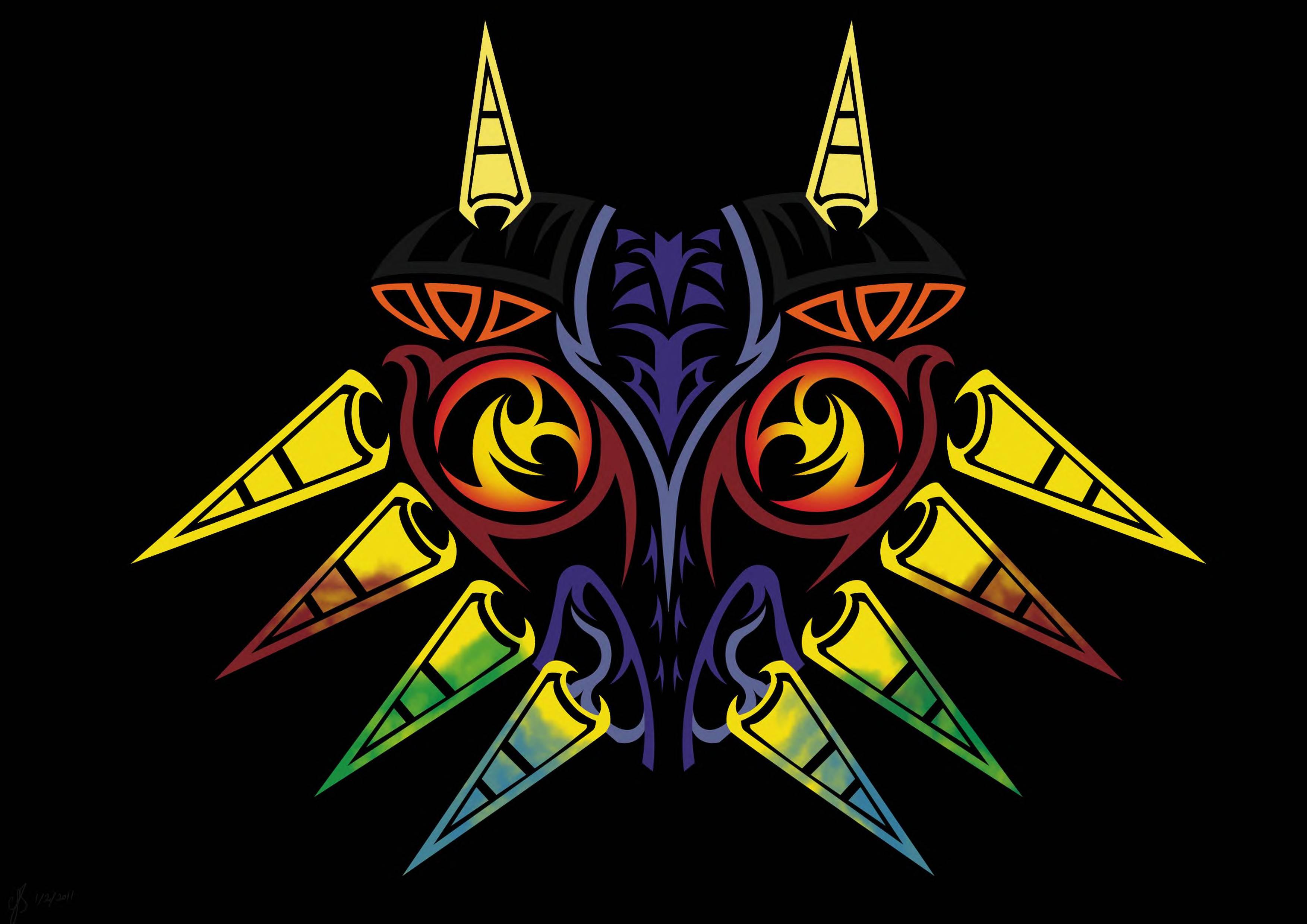 Majoras Mask jpgMajoras Mask Tattoo