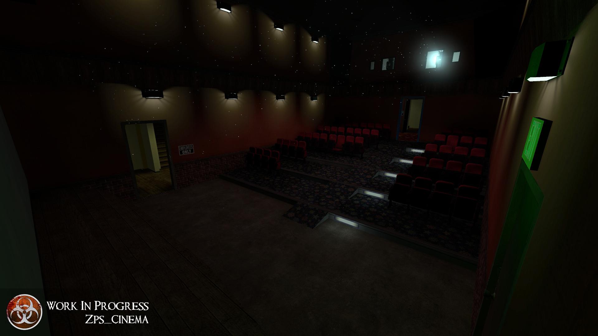 cinema wip6