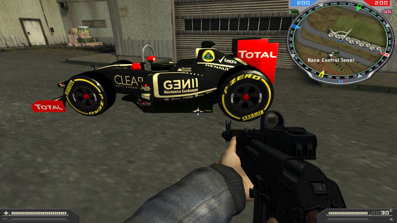 Formula One Cars 3