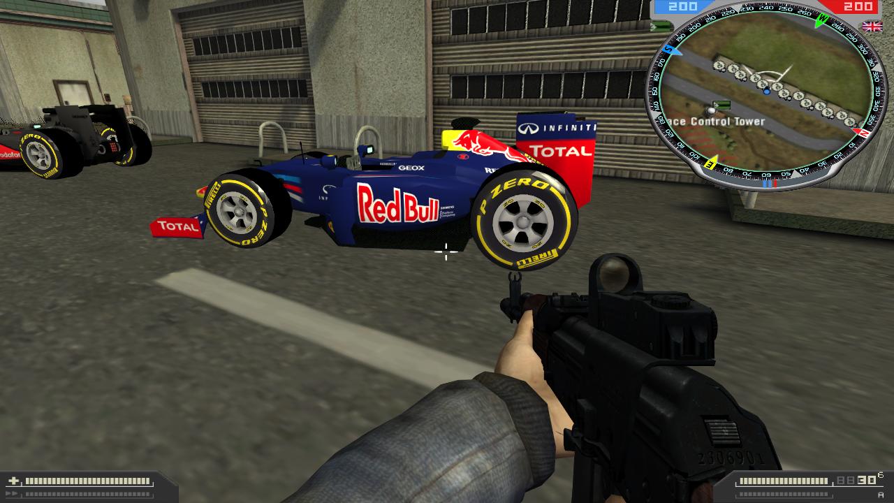Formula One Cars 6