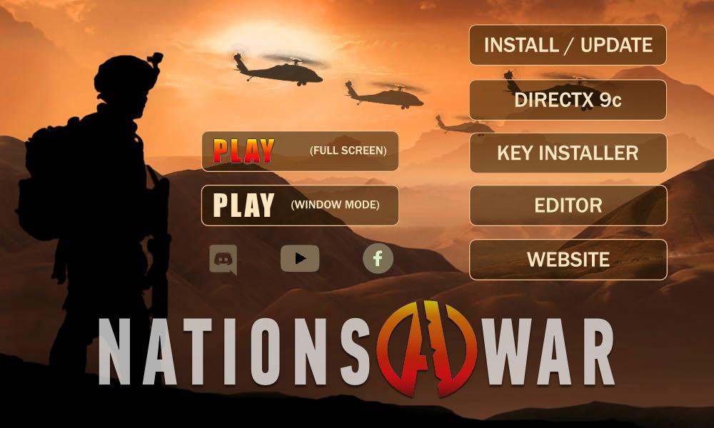 Nations At War Updater