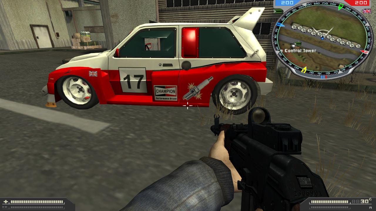 Rally Cars 6