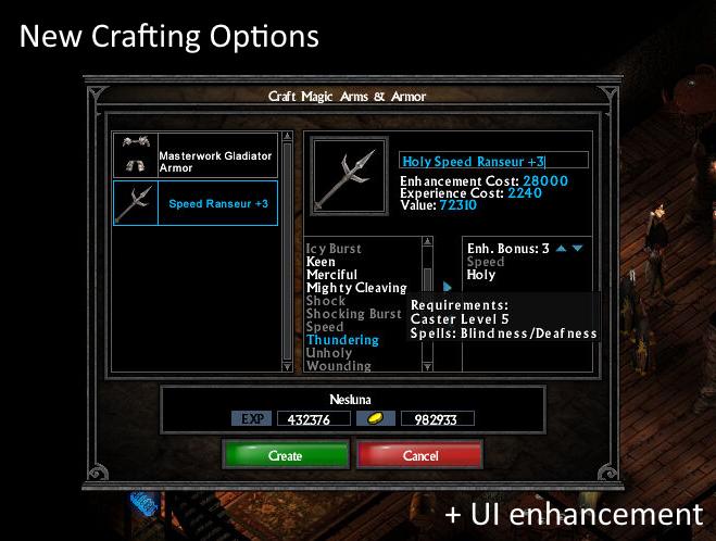 Crafting 2