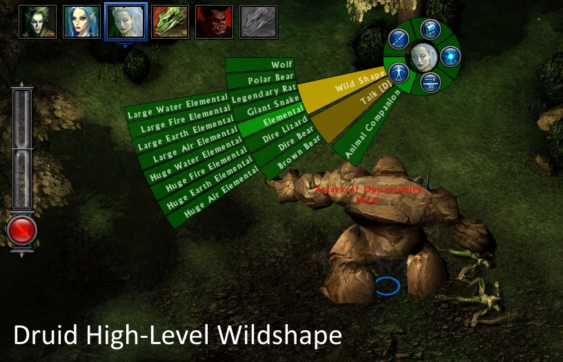 WildShape 1