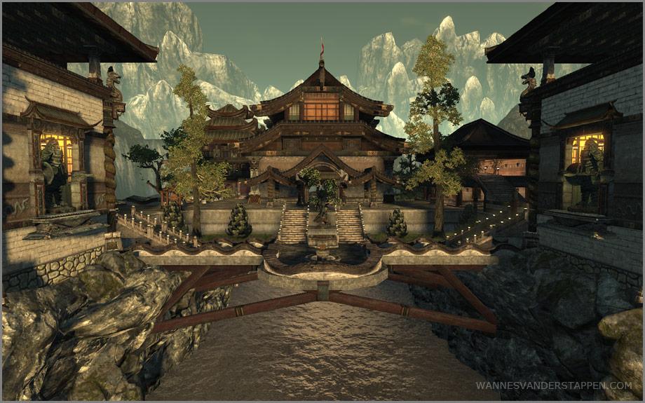 Akavir   level design ut3 01