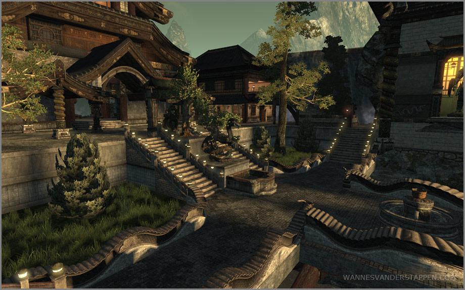 Akavir   level design ut3 02