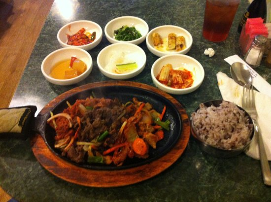 Akavir   this is the spicy pork