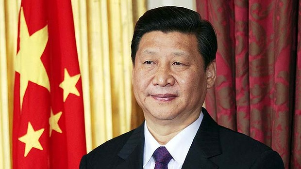 China President art xi8 620x349