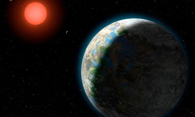 Proxima Centauri goldilocks plan