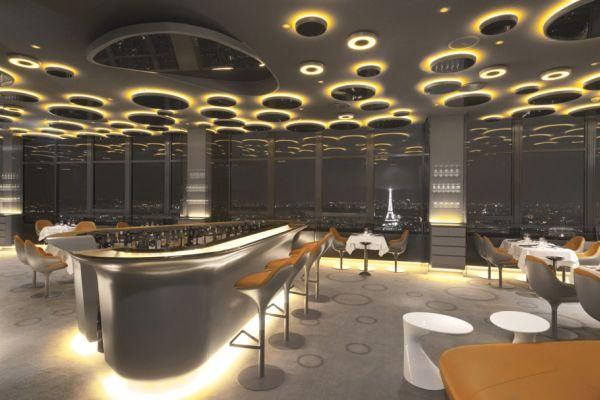 Sky Ciel de Paris restaurant