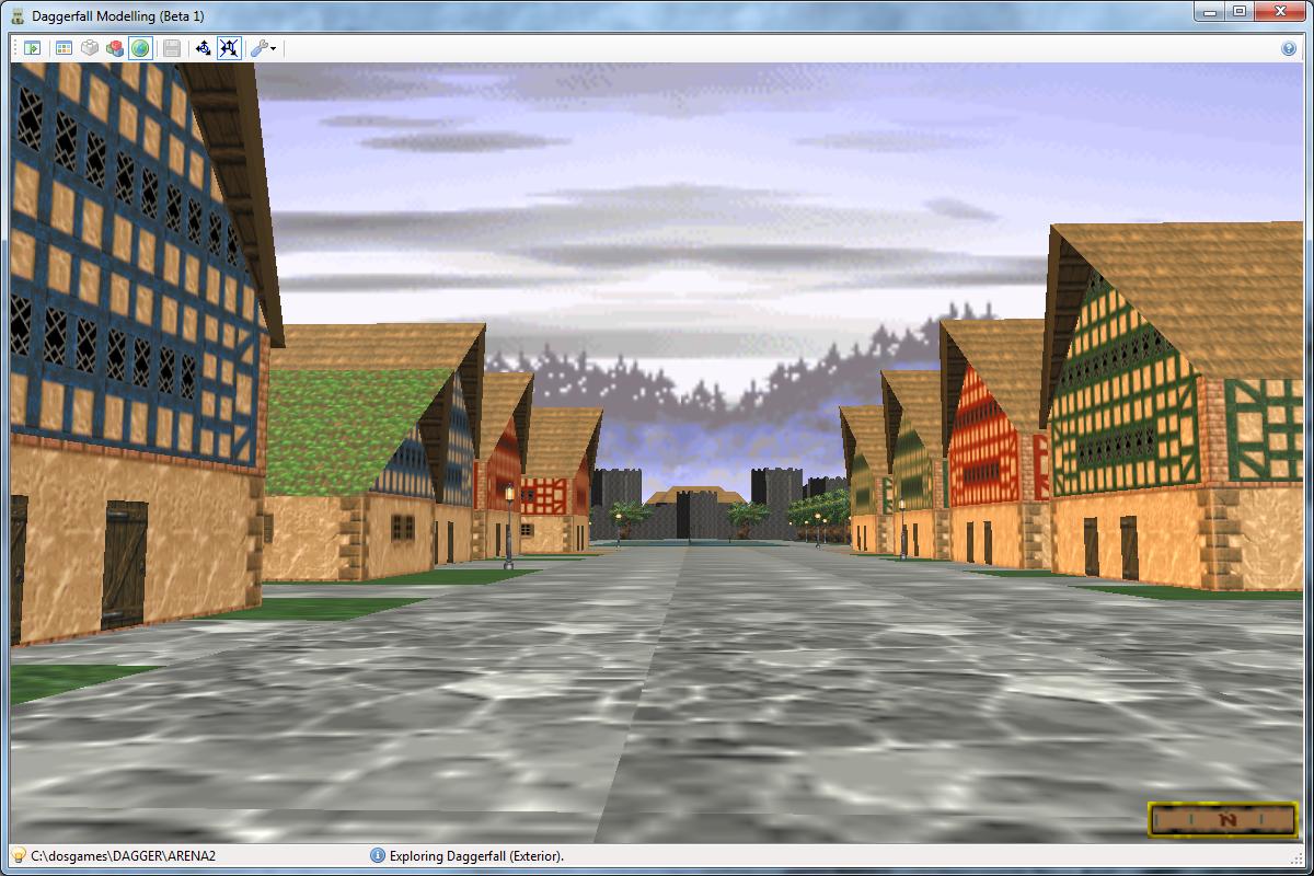 daggerfall street beta1 1
