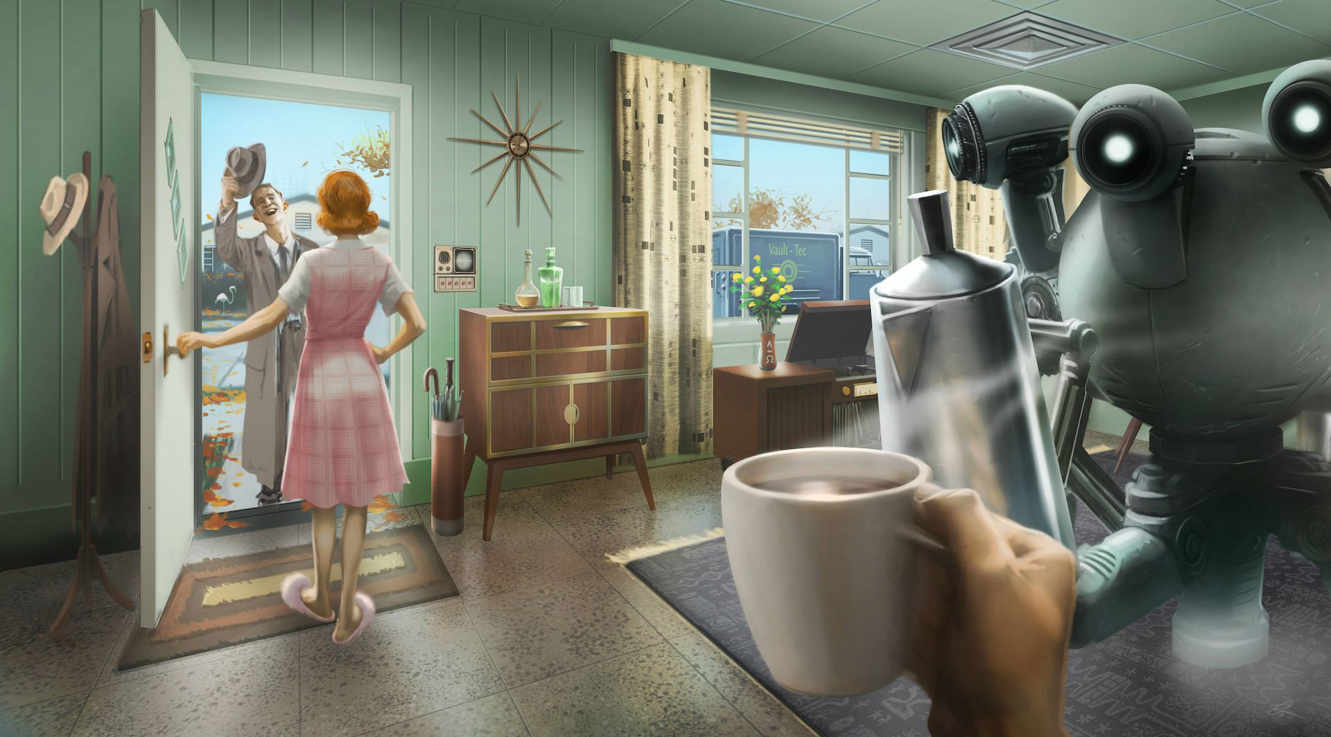 fallout 4 game play screenshot 2