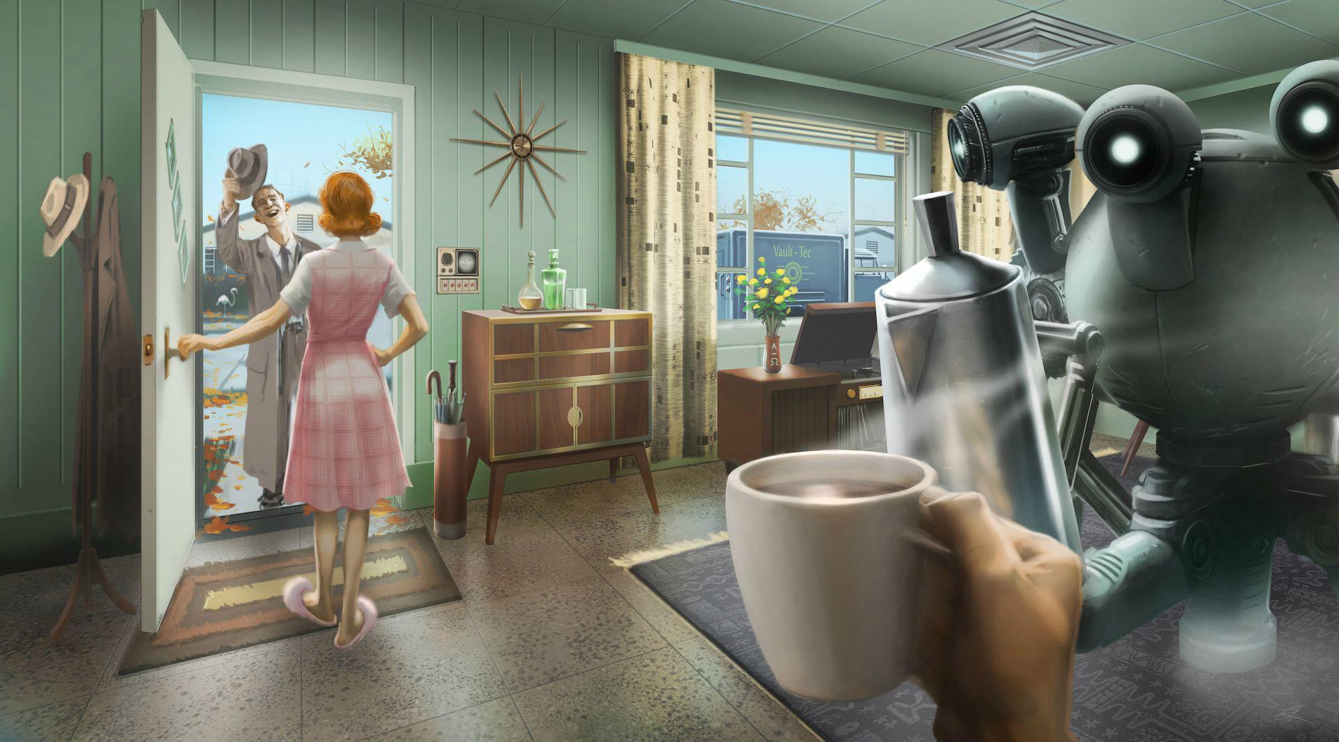 fallout 4 game play screenshot 2