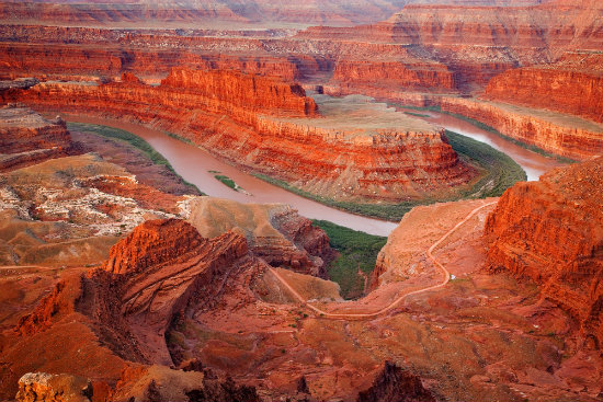grand canyon deadhorsegooseneck