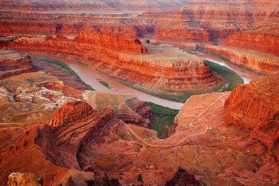 grand canyon deadhorsegooseneck