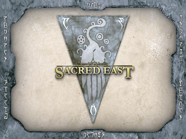 tamriel rebuilt sacred east