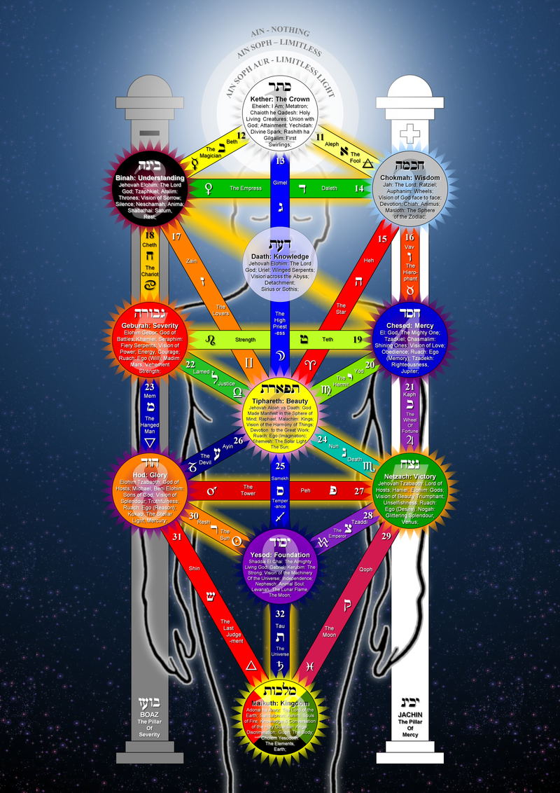tarot tree 800px Tree of Life 20
