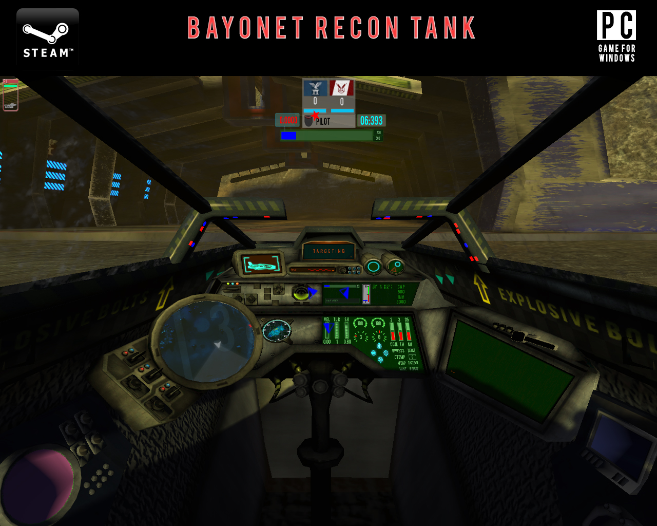 BayonetScreen