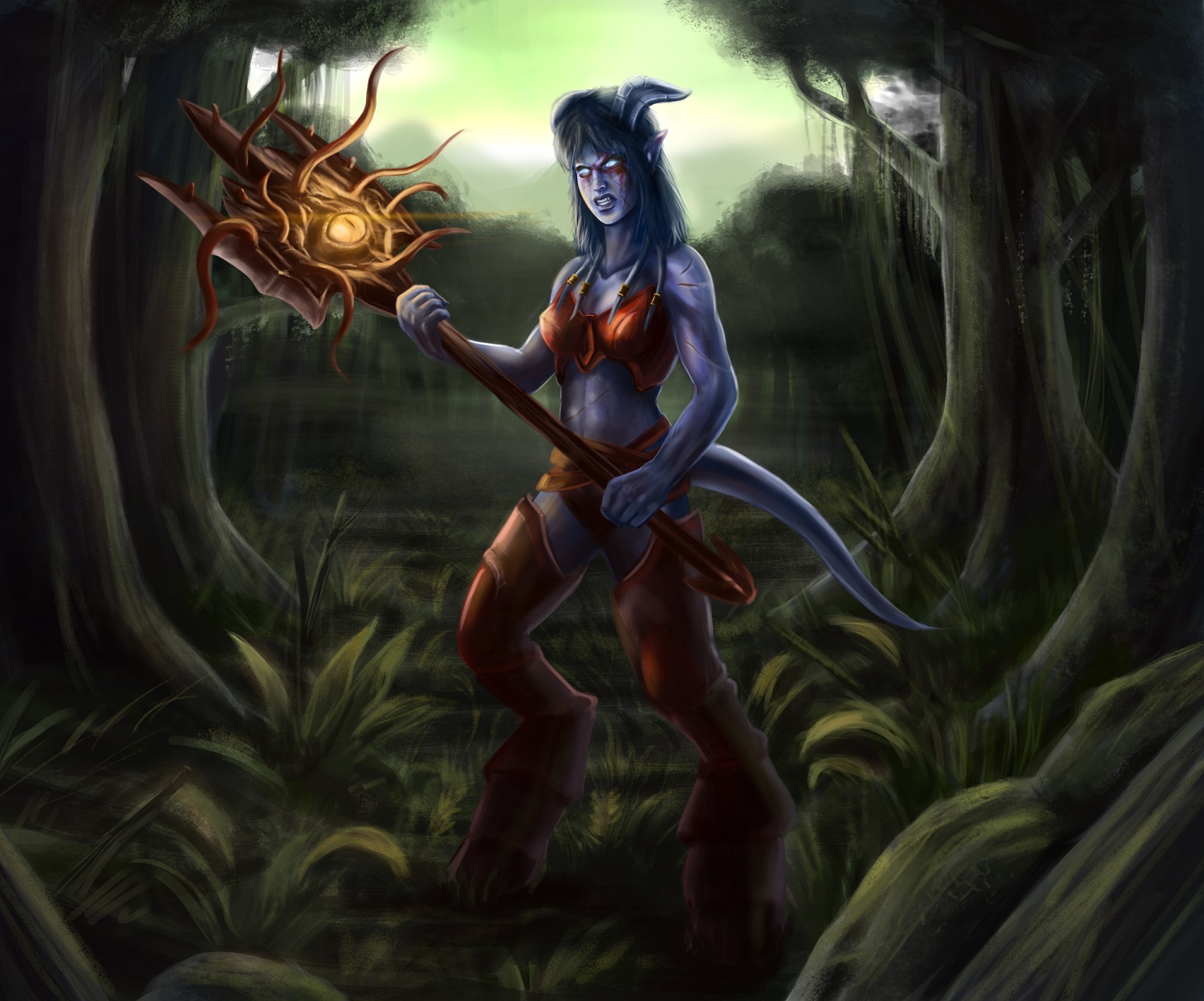 Draenei vs orc jizzart nude gallery
