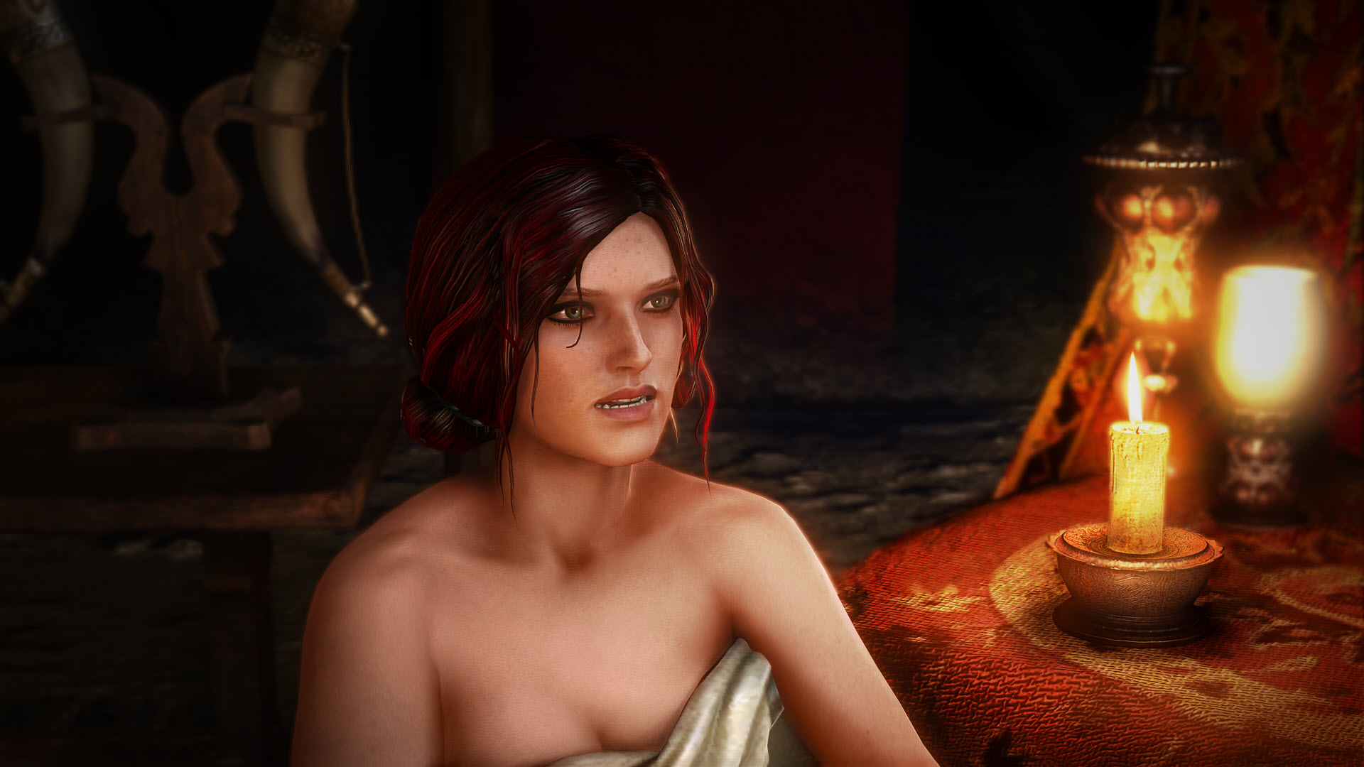 Witcher 2 nudity mod porn picture