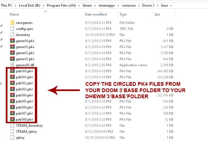 doom directory