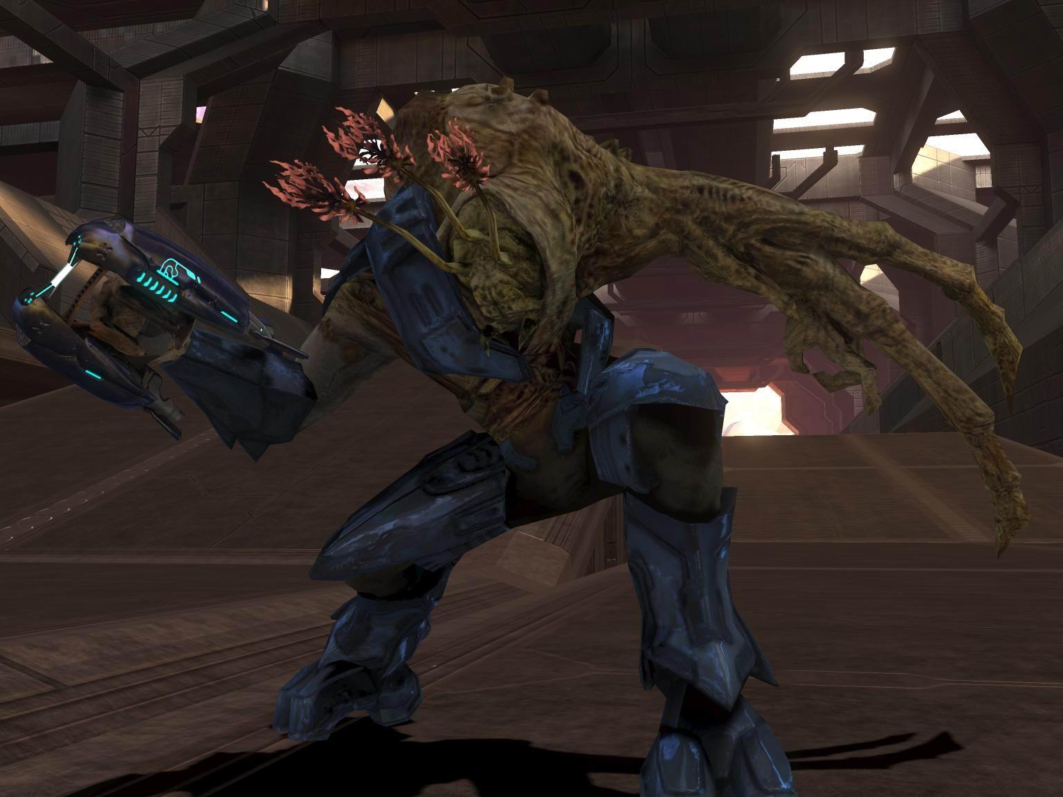 Halo 3 Elites vs Halo 4 Elites Original Halo 3 Elite