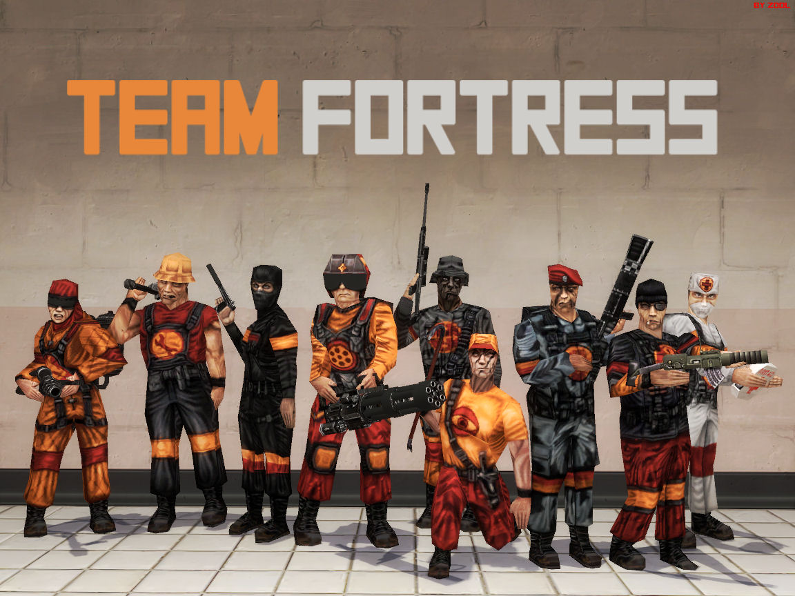 team fortress team fortress - photo #7