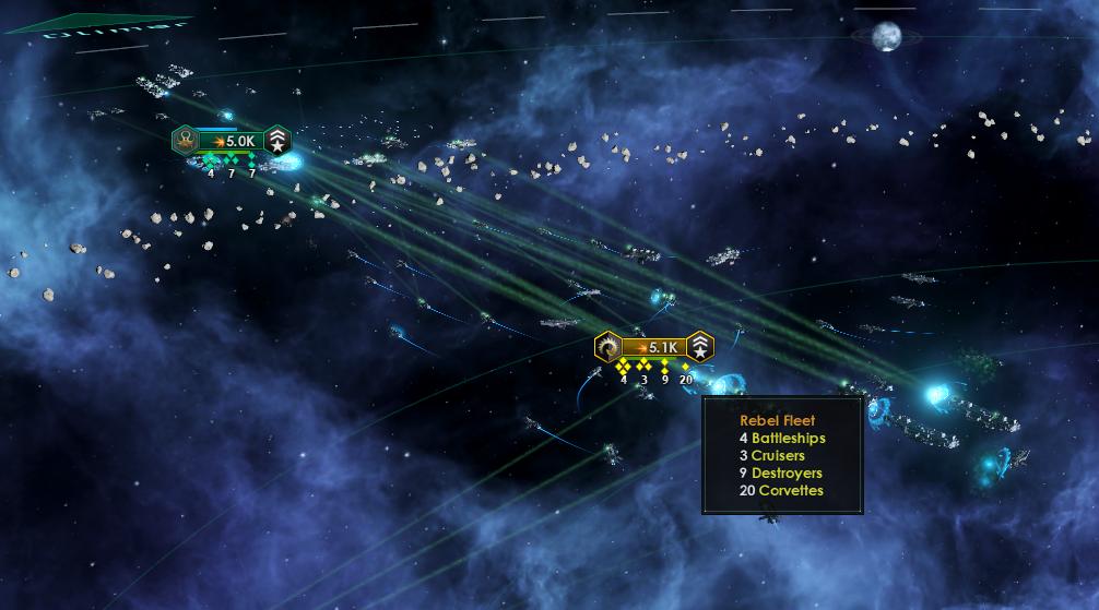 Rebel Fleet