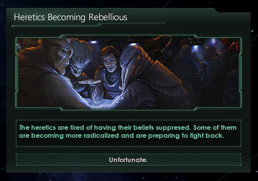 Rebellious Heretics