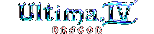 Ultima IV Dragon