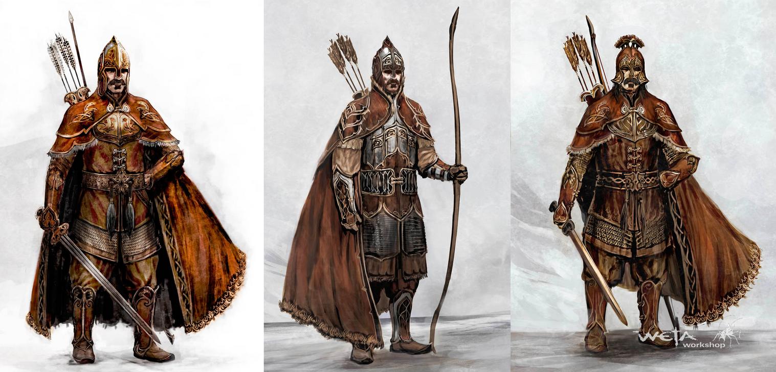 gundabad orcs minecraft skins
