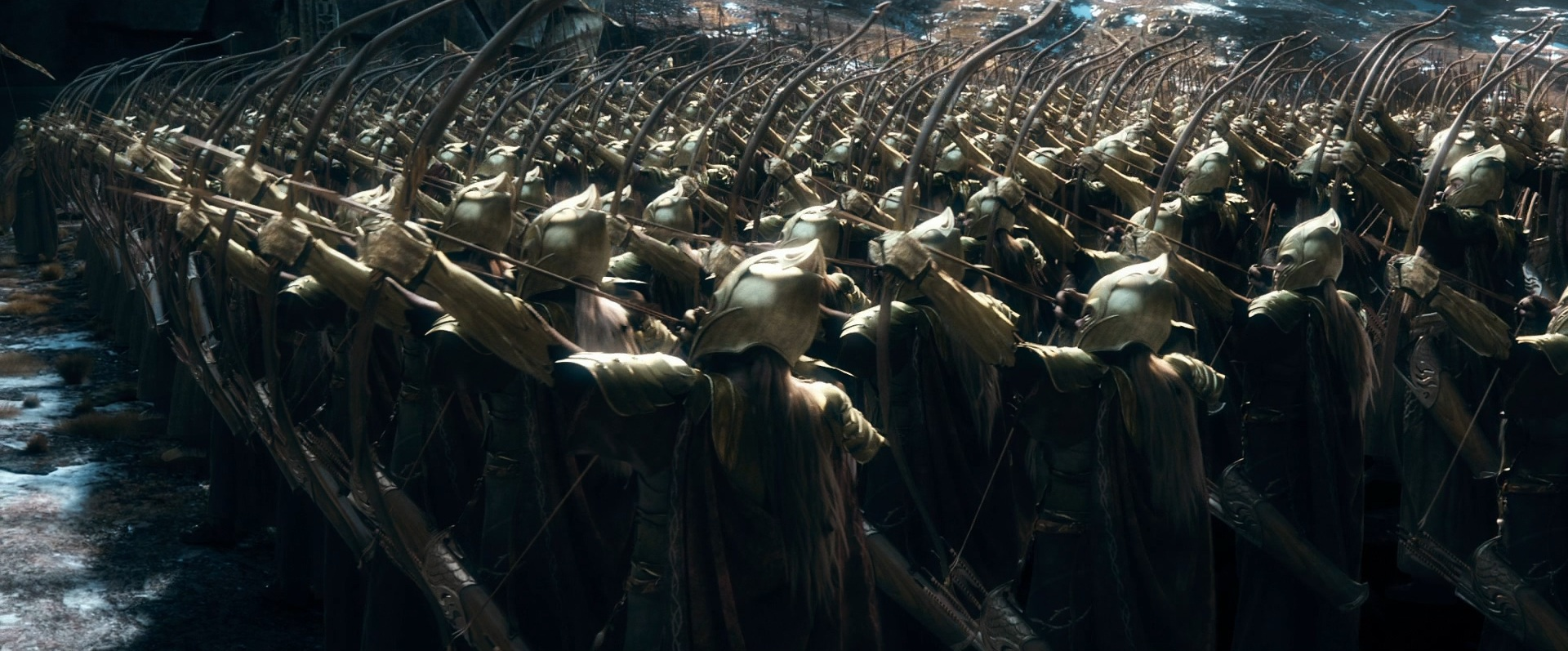 Image result for the lord o the rings elf armies