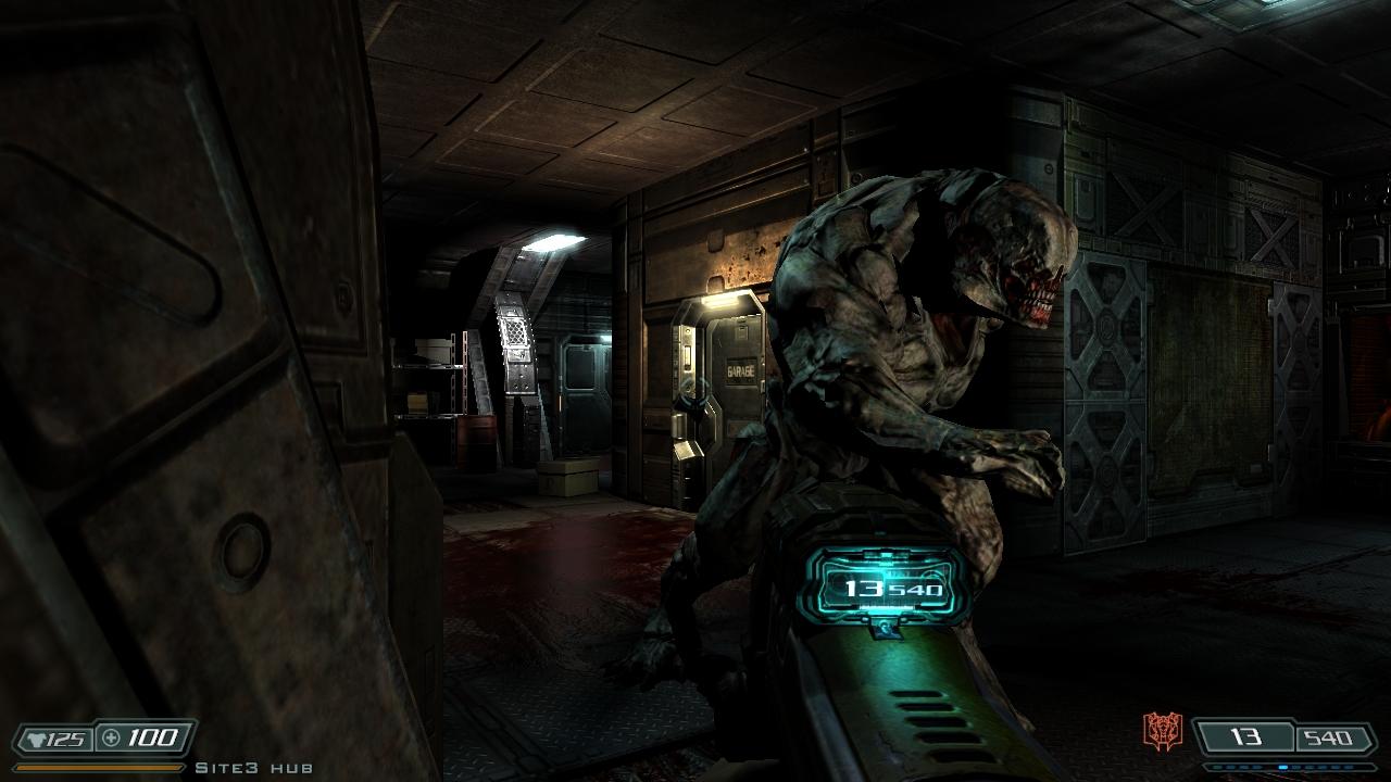Check Engine Light On And Off >> Doom 3 BFG Hi Def mod - Mod DB