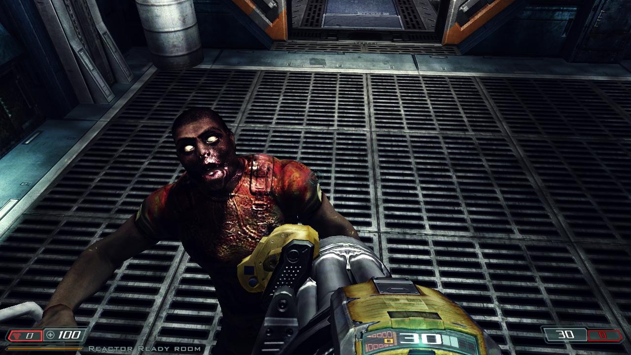 more zombies coming soon Thread - Doom 3 BFG Hi Def mod for