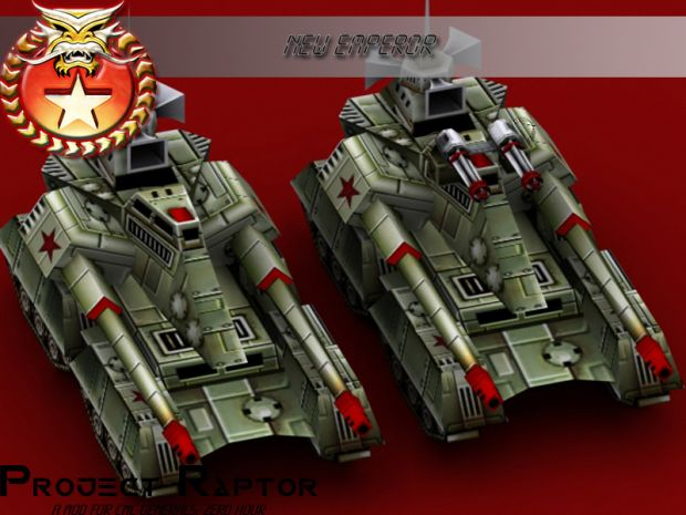Good Karma Bikes >> Emperor Overlord Tank image - redferoz - Mod DB