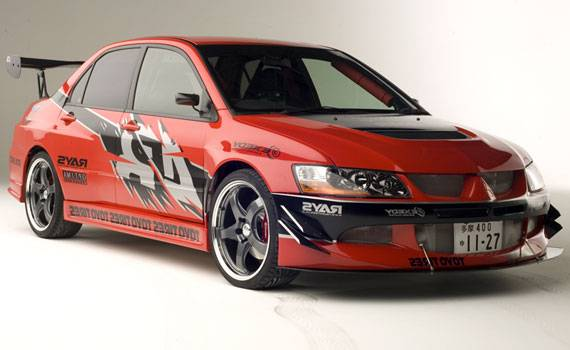 Mit Evo From Fast Amp Furious Tokyo Drift Film Image