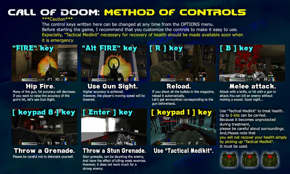 COD Manual2 CONTROLS