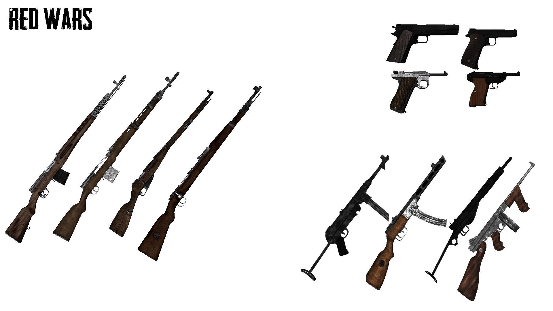 2 0weapons