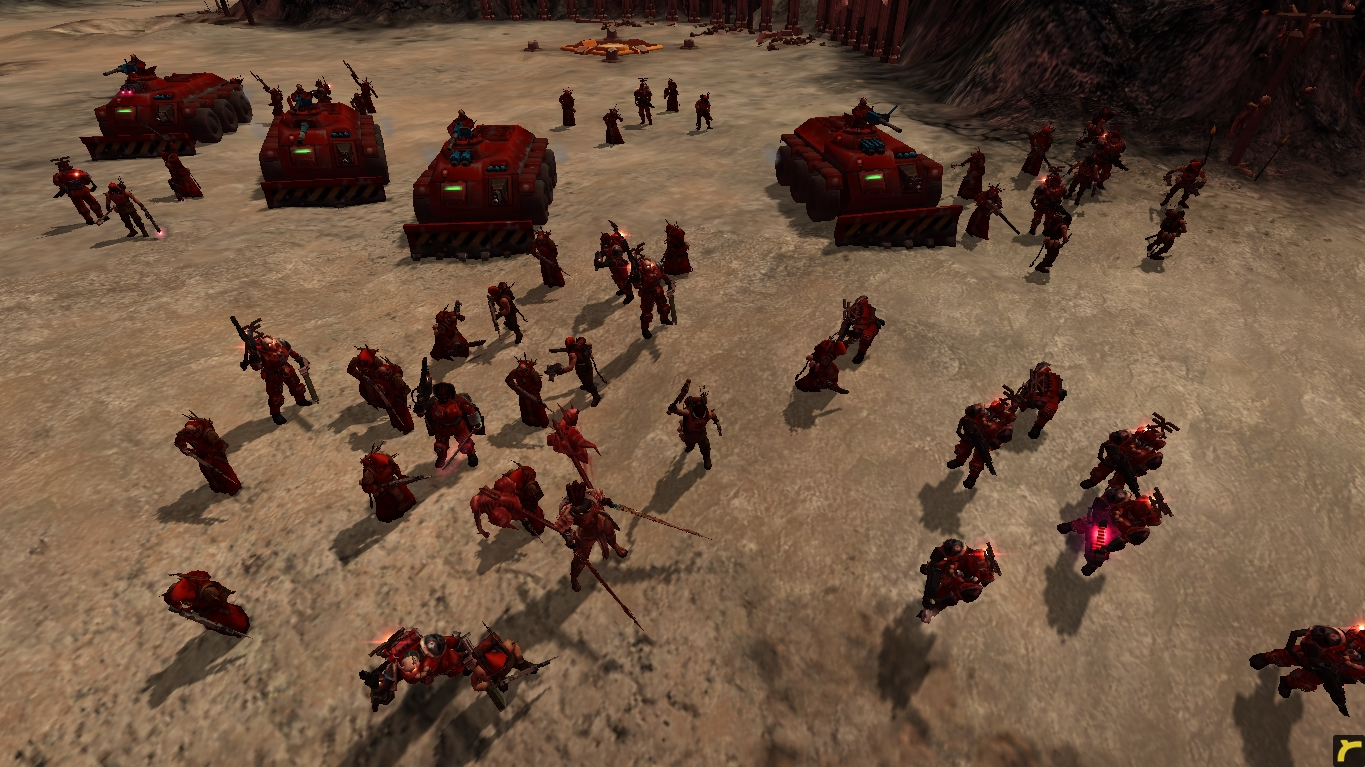 Cultists revolution!