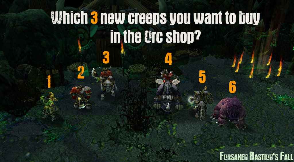 orc 3 new creeps