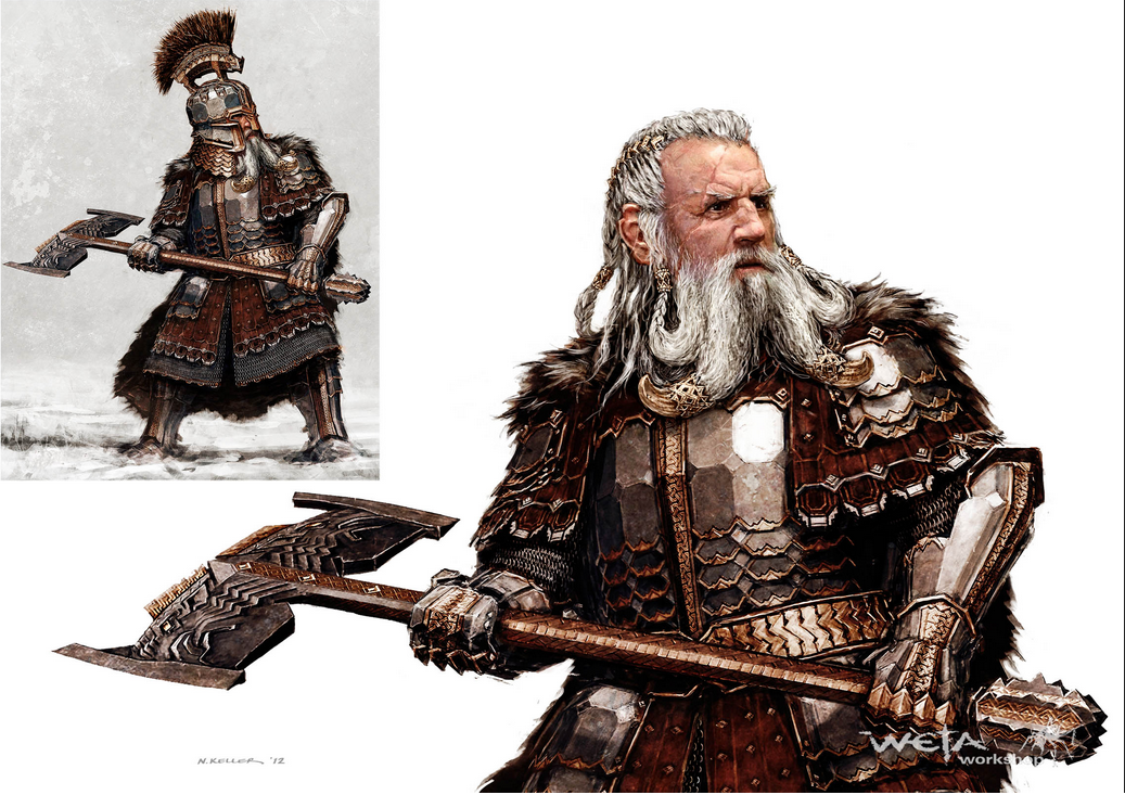 BotFA - Iron Hills dwarves - The Green Dragon - Revora Forums