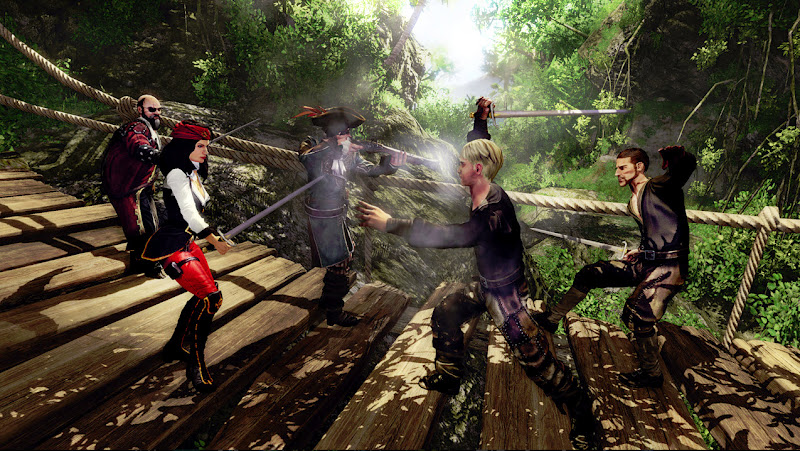 Скачать игру Risen 2: Dark Waters XBOX360 / Райзен 2 бесплатно.