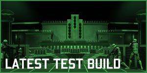 Test Build Banner