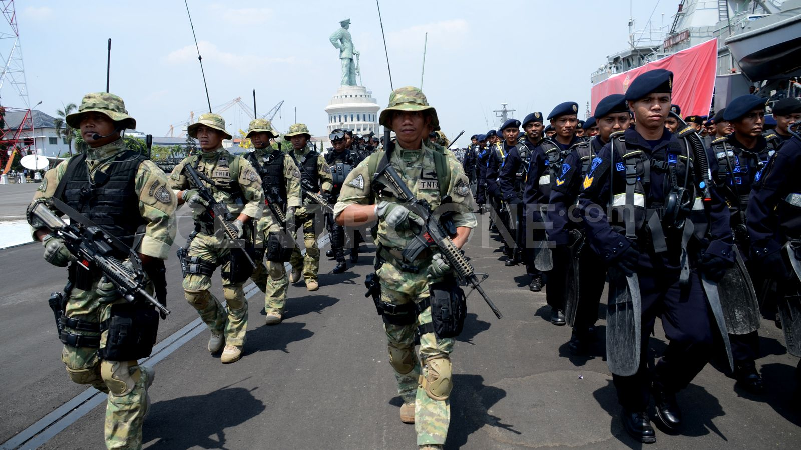 Tentara Nasional Indonesia Image Yndoril Mod DB